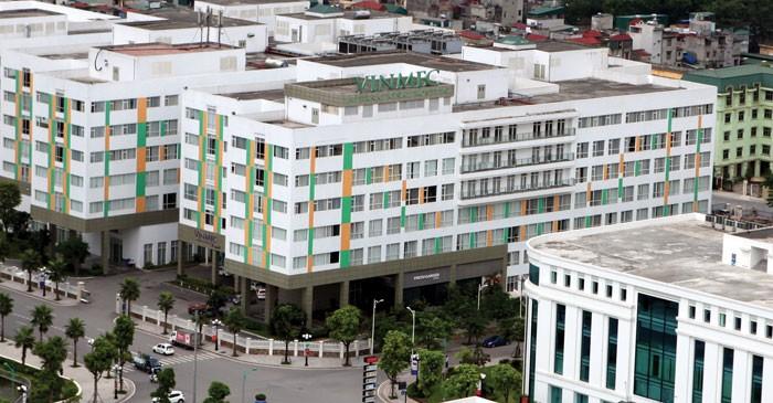 Nhiều ca phẫu thuật phức tạp đã được thực hiện tại Bệnh viện Đa khoa quốc tế Vinmec Hà Nội - Ảnh: Hà Thanh