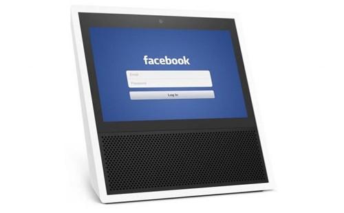 Loa Facebook sẽ có màn hình lớn như trên laptop. Ảnh minh họa:TechNews