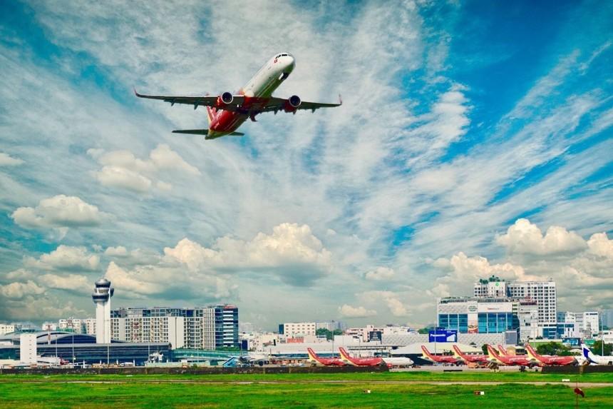 Vietjet đơn độc trên ngôi vị dẫn đầu các chỉ số tài chính của ngành hàng không