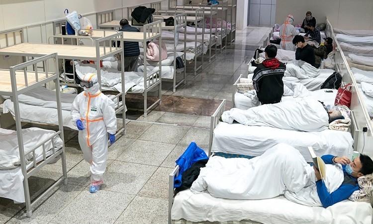 Số người chết vì virus corona tăng lên 638