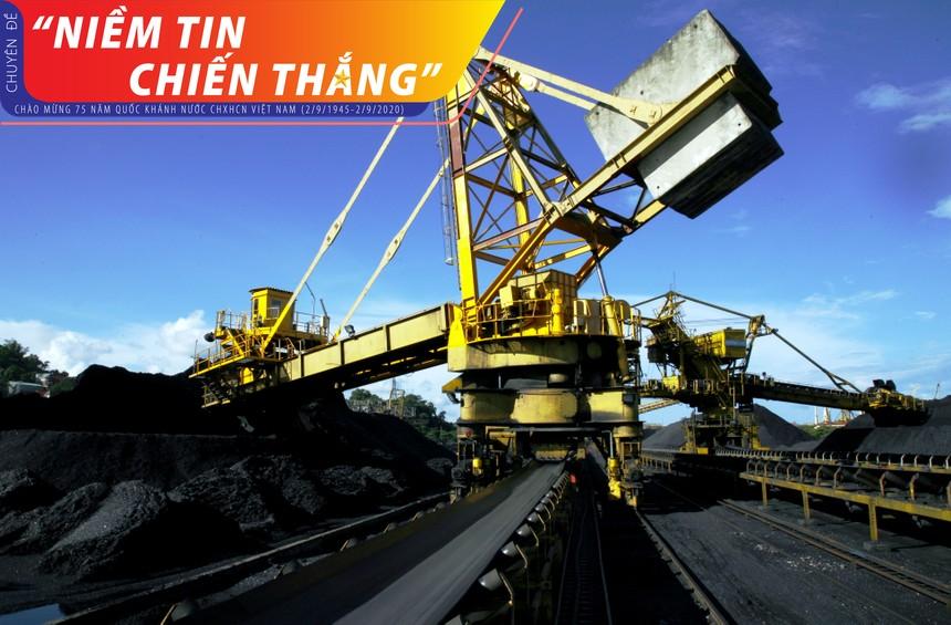 Tập đoàn Công nghiệp Than và Khoáng sản Việt Nam (TKV) vượt khó hoàn thành mục tiêu kép