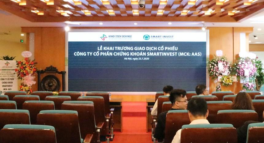 Smart Invest (AAS): Doanh thu quý III/2020 tăng 18,2 lần so với cùng kỳ