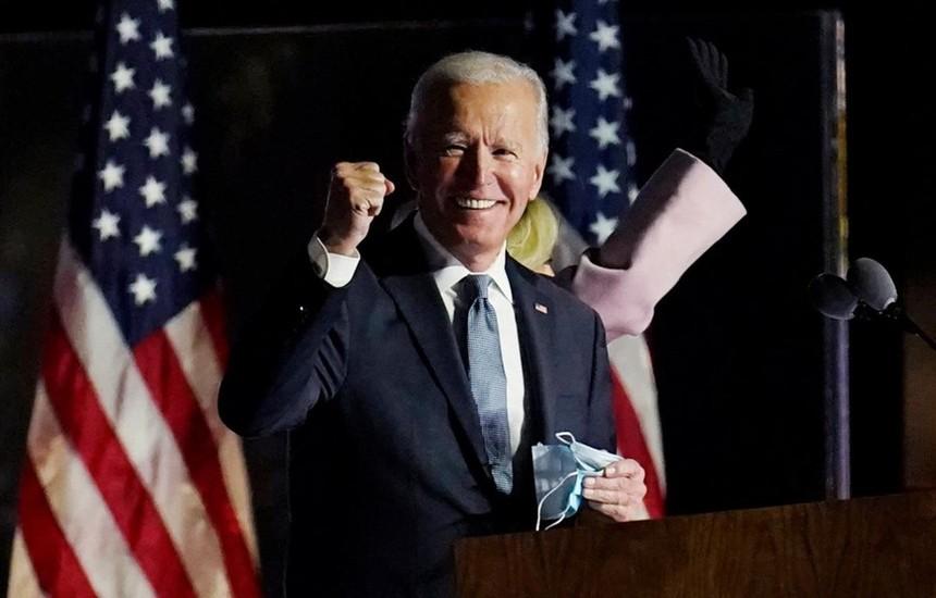 Ông Joe Biden có thể mang lại chiến thắng cho các nhà đầu tư châu Á