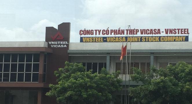 Thép VICASA - VNSTEEL (VCA) sẽ chào sàn HOSE vào ngày 10/3