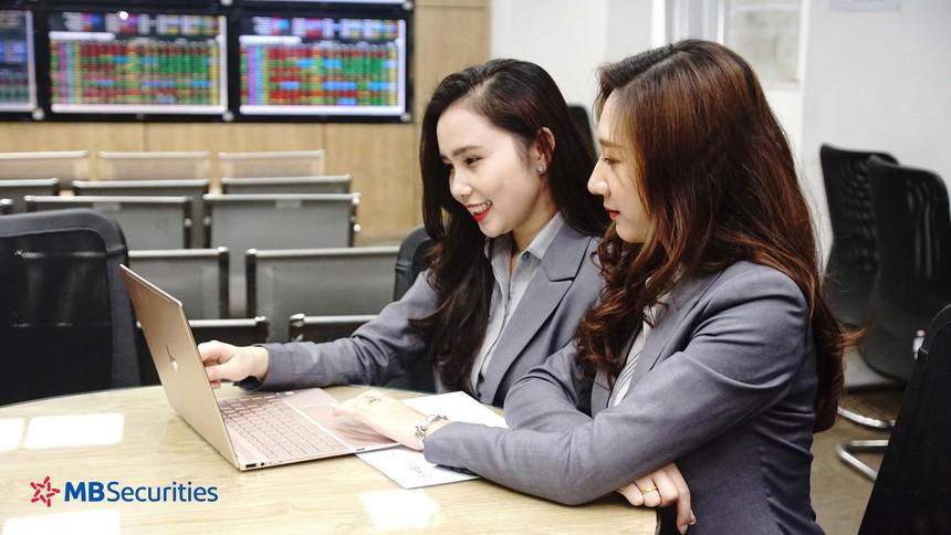 Chứng khoán MB (MBS) phát hành thêm hơn 95 triệu cổ phiếu trả cổ tức và thực hiện quyền mua