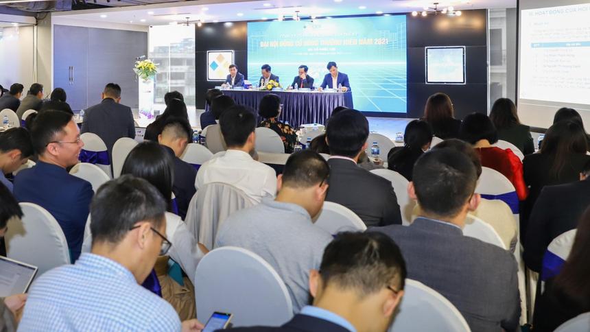 Đầu tháng 4, Cen Land bất ngờ công bố thay đổi kế hoạch doanh thu 2021 lên 5000 tỷ đồng ngay trong ĐHĐCĐ