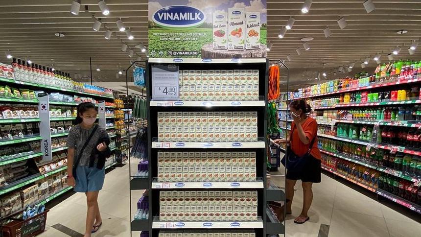 Vinamilk thăng hạng trong TOP 50 công ty sữa hàng đầu thế giới