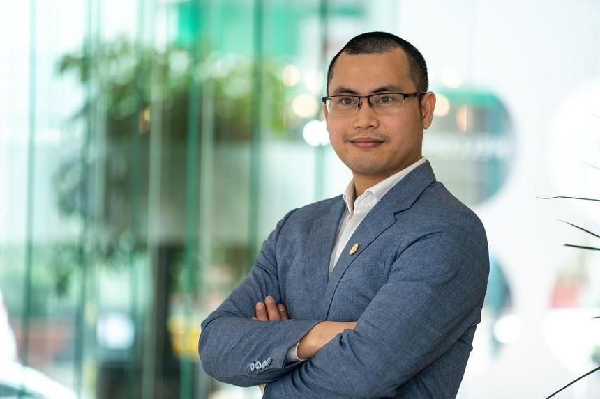 Chủ tịch Tập đoàn Novaon Nguyễn Minh Quý.