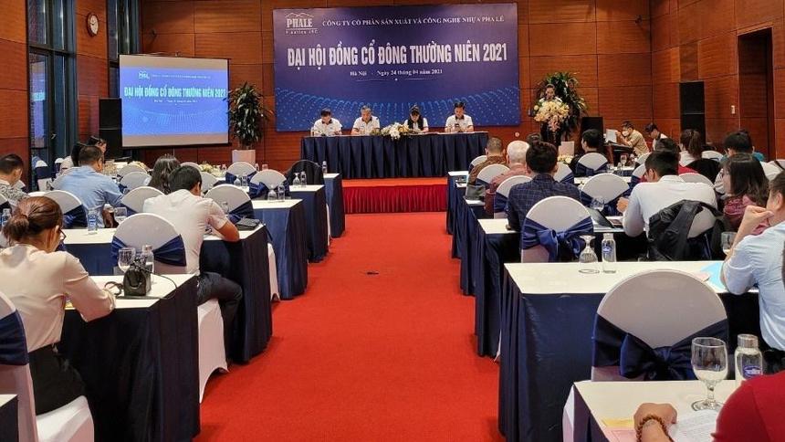 ĐHCĐ Nhựa Pha Lê (PLP): 2021 sẽ là năm đầu tiên các hoạt động đầu tư của Công ty mang lại hiệu quả