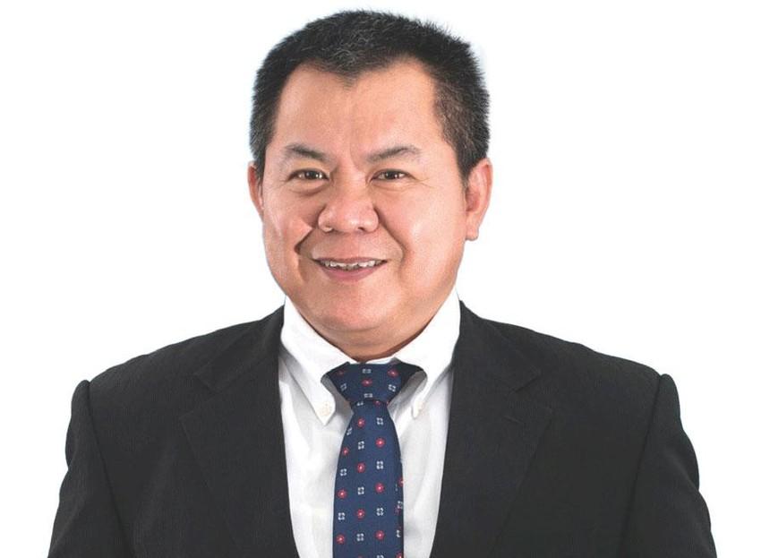 Ông Nguyễn Tâm Tiến, Tổng giám đốc Trung Nam Group.
