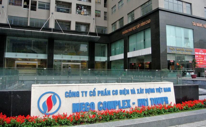 Cơ điện và Xây dựng Việt Nam (MCG): Chưa xong nợ thuế, đã lo quản trị lòng vòng