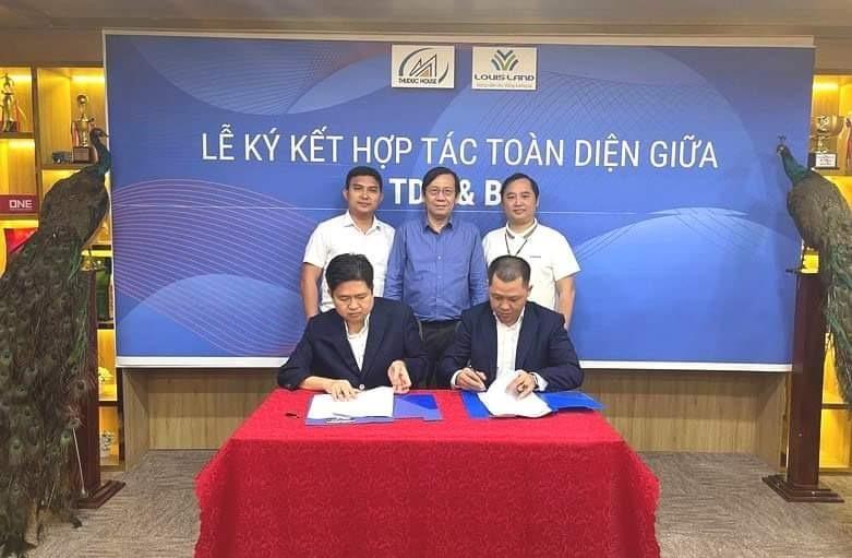 BII và TDH hợp tác chiến lược, cùng phát triển 5 dự án bất động sản