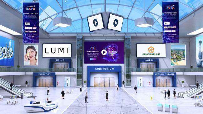 Cơ hội kết nối thương mại tại Internet Expo 2021
