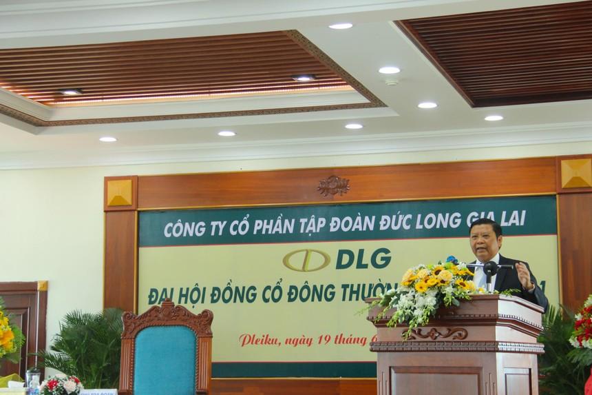 Ông Bùi Pháp, Chủ tịch Hội đồng Quản trị DLG Group