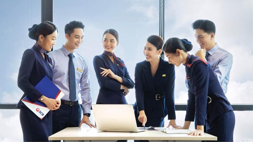 SCB đạt giải thưởng Nơi làm việc tốt nhất Châu Á 2021