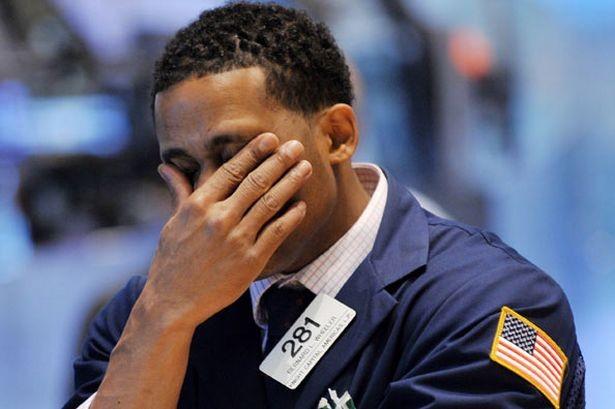 Cổ phiếu ngân hàng Mỹ giảm mạnh dù lãi lớn