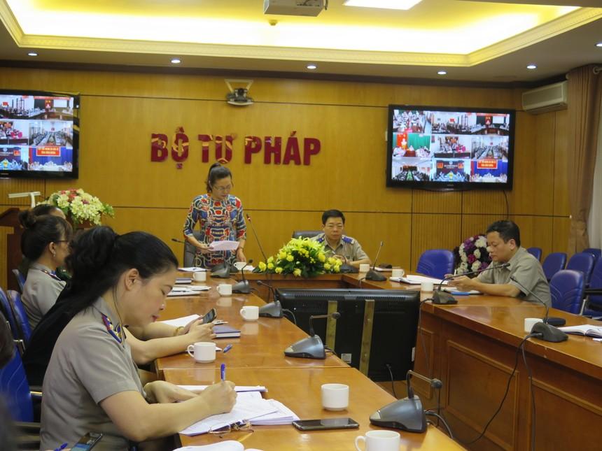 Hội nghị diễn ra vào chiều 29/5.