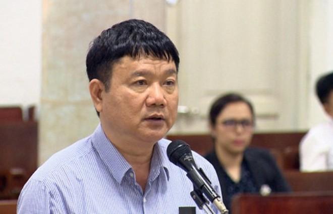 Ông Đinh La Thăng bị đưa ra xét xử trong vụ án trước.
