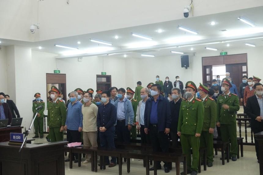 Trịnh Xuân Thanh đề nghị cho gia đình tham dự phiên tòa