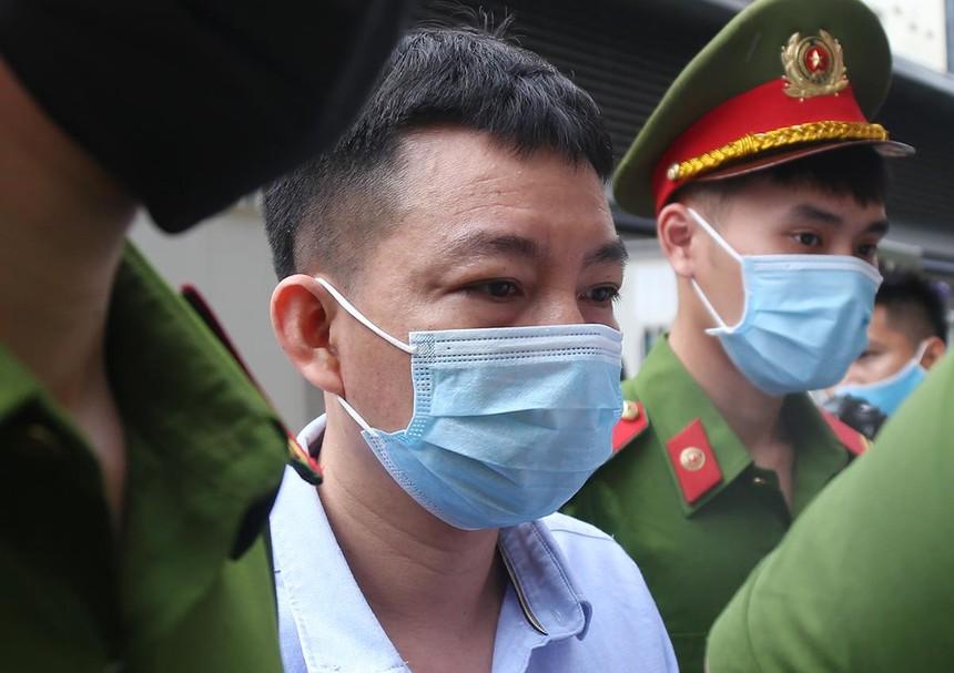 Bị cáo Trần Ngọc Ánh.