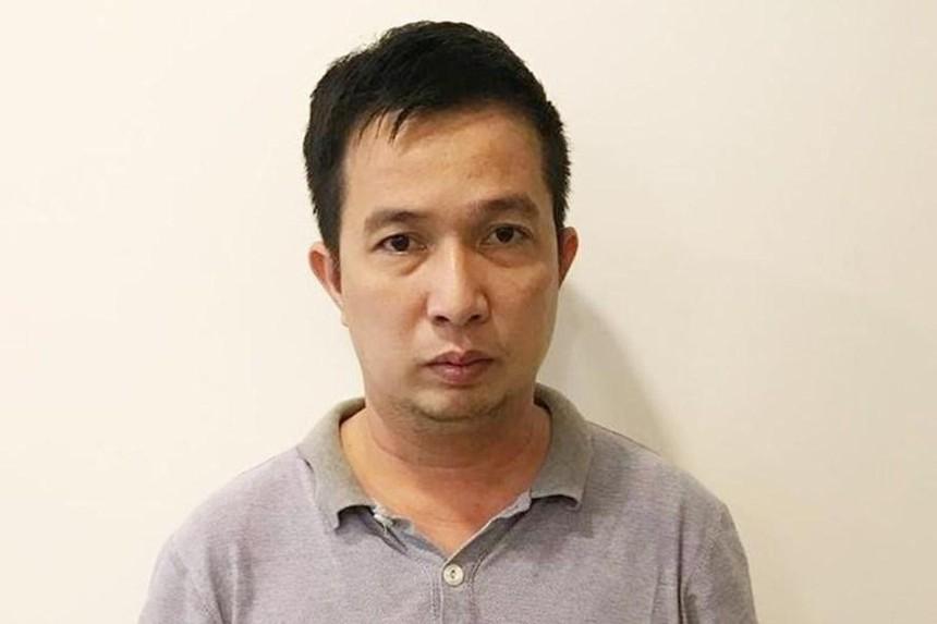 Bị cáo Vũ Đình Hùng.