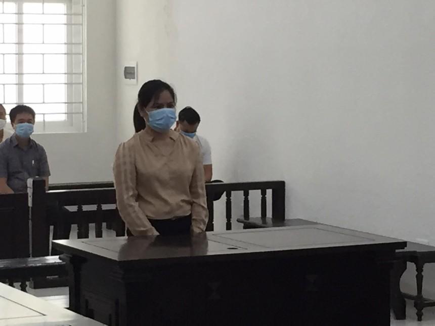 Bị cáo Ca tại tòa.