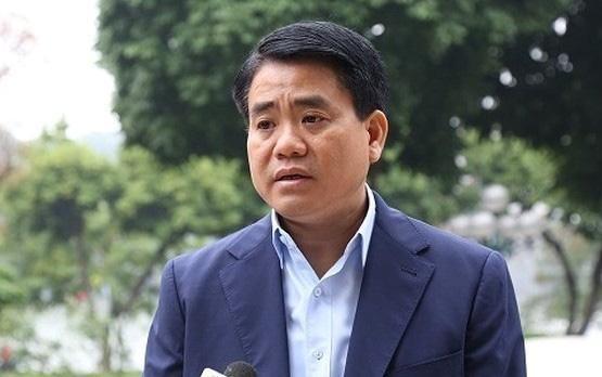 Ông Nguyễn Đức Chung. Ảnh:Người lao động