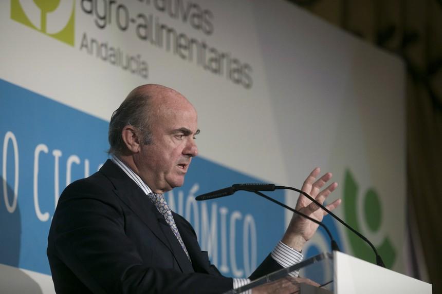 Ông Luis de Guindos, Phó chủ tịch ECB
