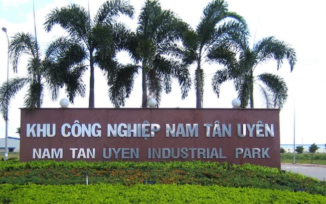 Khu Công nghiệp Nam Tân Uyên (NTC) chốt cổ tức 5.000 đồng
