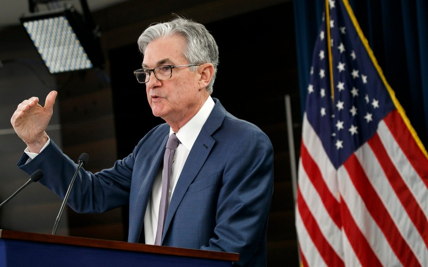 Chủ tịch Fed Jerome Powell