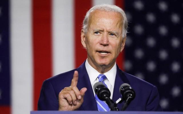 Đặt cược liều lĩnh của nhà đầu tư vào chiến thắng Joe Biden gây nên rủi ro cho thị trường