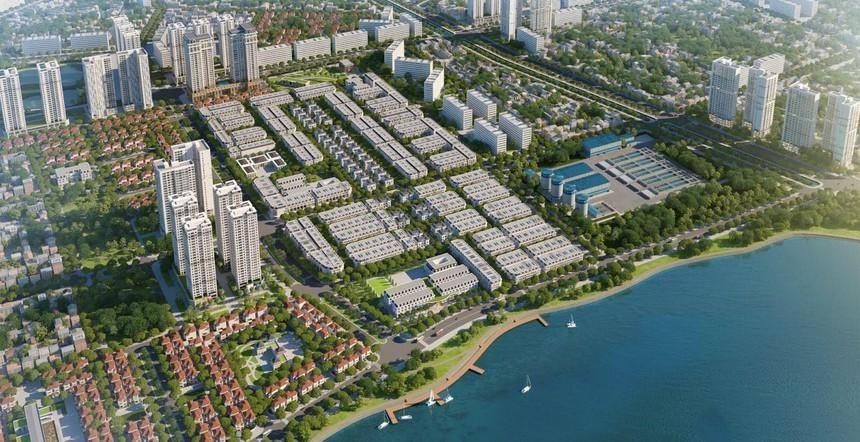 Cen Land (CRE) nâng giá trị đầu tư vào các bất động sản tại Dự án Đầu tư Xây dựng Khu đô thị mới Hoàng Văn Thụ lên 838,1 tỷ đồng