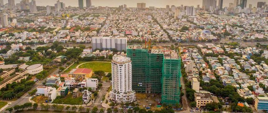 Nhà Đà Nẵng (NDN) lợi nhuận quý IV/2020 tăng 251,3% do tiếp tục ghi nhận dự án Monarchy - Block B