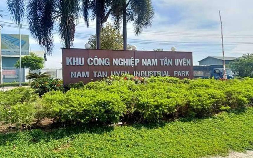 Nam Tân Uyên (NTC): Quý IV/2020 tiếp tục đẩy mạnh phát triển dự án Khu công nghiệp Nam Tân Uyên mở rộng - Giai đoạn 2