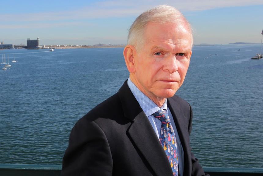 Nhà đầu tư huyền thoại Jeremy Grantham