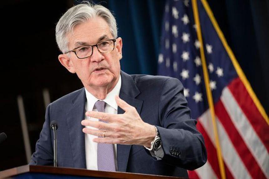 Ông Jerome Powell, Chủ tịch Cục Dự trữ Liên bang Mỹ (Fed)