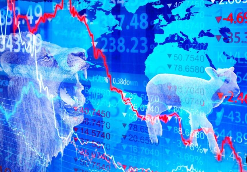 """Thị trường chứng khoán Mỹ """"kiếm cớ"""" để chốt lời"""