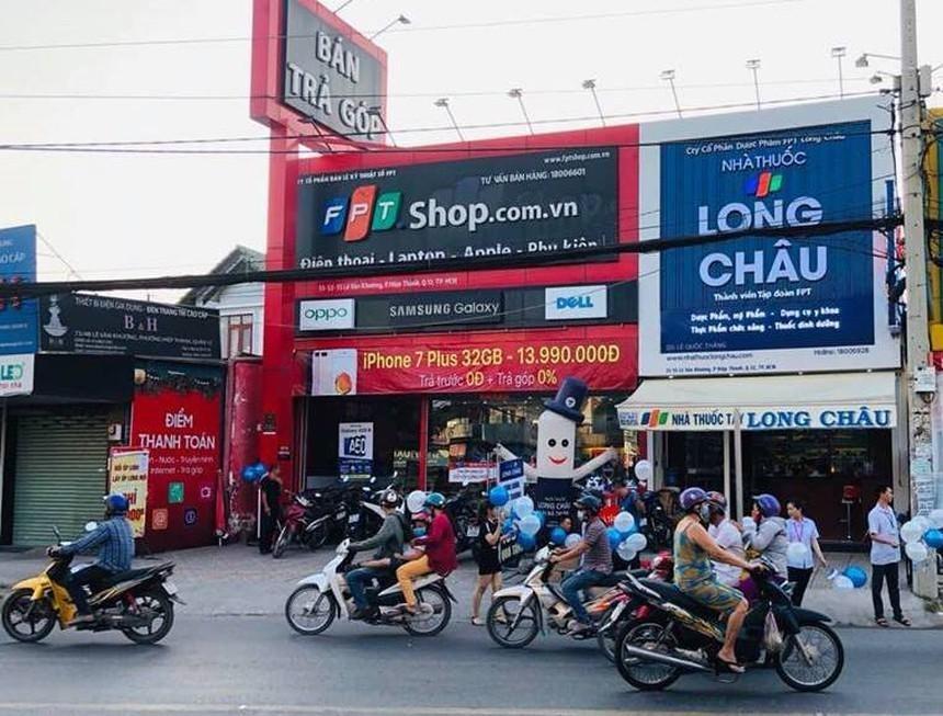 FPT Retail (FRT) lên kế hoạch đóng cửa 60 chi nhánh ở các tỉnh, thành trong cả nước