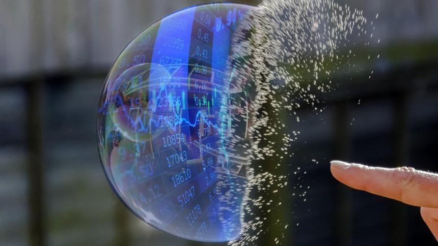 """Goldman Sachs: """"Bóng bóng chứng khoán"""" toàn cầu có nhiều đặc điểm nguy hiểm chưa từng có trước đây"""