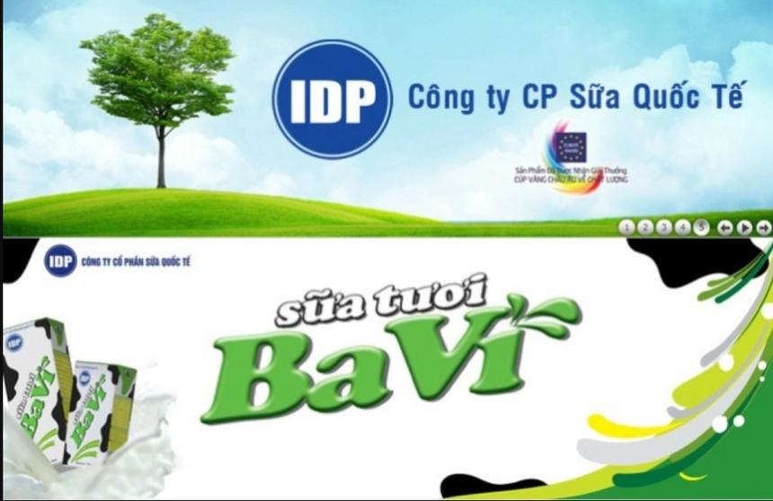 Lothamilk đăng ký thoái toàn bộ 6 triệu cổ phiếu Sữa Quốc Tế (IDP)