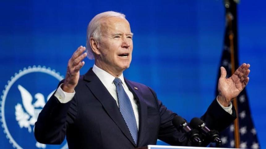 Ông Joe Biden, Tổng thống Mỹ
