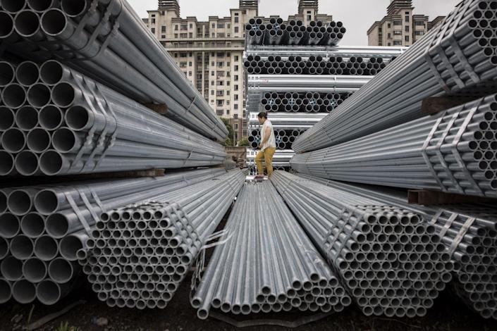 Trung Quốc tăng thuế xuất khẩu khi ngành công nghiệp thép đang cần đại tu
