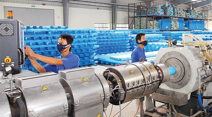 Quý I/2021, Nhựa Bình Minh (BMP) lợi nhuận giảm 18% về 84 tỷ đồng