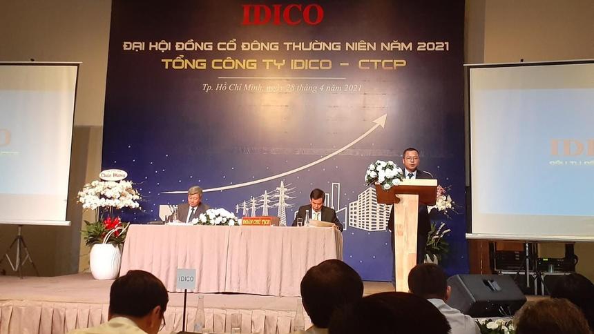 Người thân và tổ chức liên quan Tổng giám đốc IDICO (IDC) trading cổ phiếu