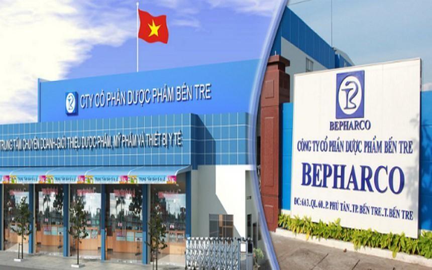 Phó Chủ tịch HĐQT Bepharco (DBT) tiếp tục đăng ký bán thêm 320.000 cổ phiếu