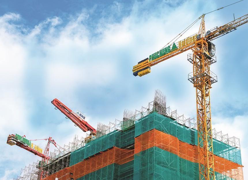 Xây dựng Phục Hưng Holdings (PHC) lên kế hoạch chào bán 22,87 triệu cổ phiếu