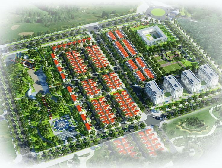 Dự án Khu dân cư Phú Thạnh – Long Tân