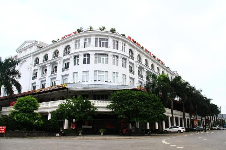 Tập đoàn Khách sạn Đông Á (DAH) được sử dụng hóa đơn trở lại sau khi đã nộp đủ tiền thuế