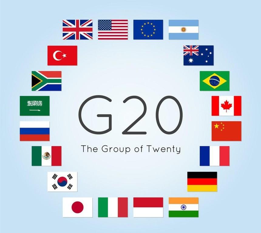 GDP của G20 quay trở lại mức tiền đại dịch Covid-19