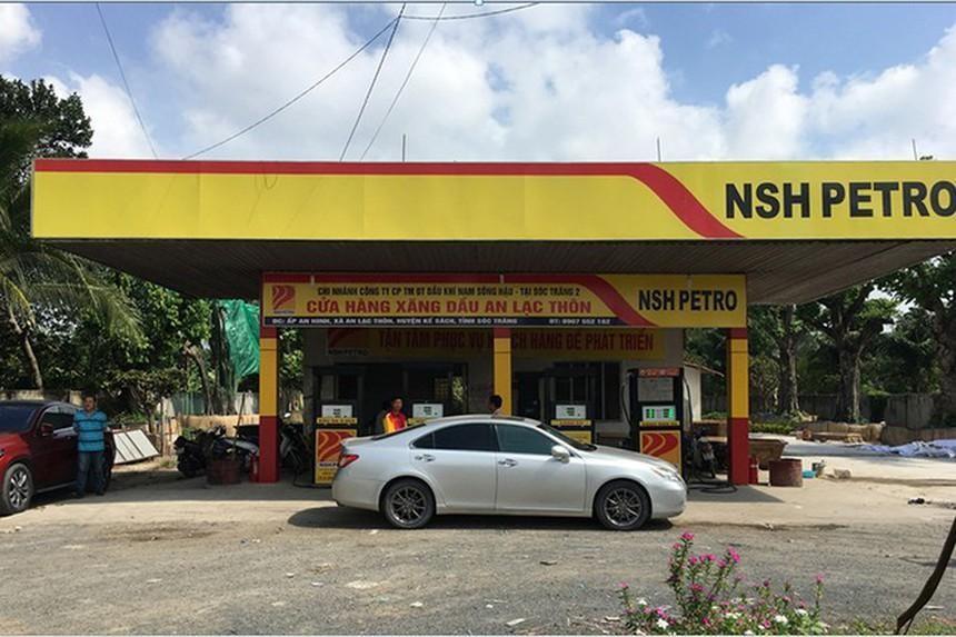 Nam Sông Hậu (PSH) liên tục giải thể công ty con trong lĩnh vực bán lẻ nhiên liệu